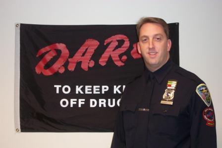 DARE Cop
